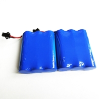 China 18650 2200mAh 12v Lithium Ion Battery Pack For Digital Products wholesale