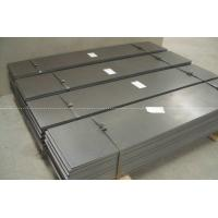 China Mirror Finished 410 Stainless Steel Plate , Custom Thin Stainless Steel Sheet wholesale