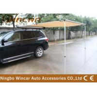 China Car roof top tent side awning with 170g ripstop canvas wholesale