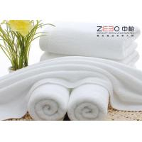 China 5 Star Hotel Pool Towels Excellent Water Absorption 21s / 32s / 16s Yard wholesale