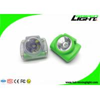 China 13000lux IP68 water-proof Rechargeable LED Headlamp with 200g Weight on sale