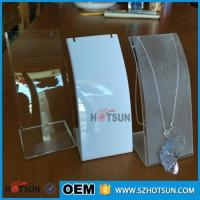 China Custom clear countertop ring display/ring rack /acrylic jewelry display stand wholesale