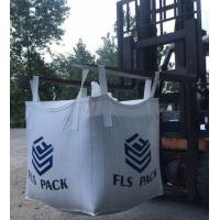 China Flexible Intermediate Bulk Container Bags 1000kg U Panel Construction on sale