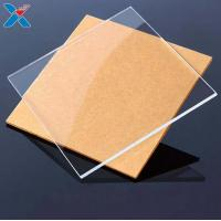 China High Transparency Acrylic Gifts Cards Invitation Box Polycarbonate Sheet Plastic Glass wholesale