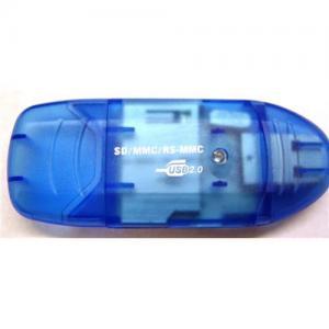 China SDHC SD USB 2.0 Memory Card Reader wholesale
