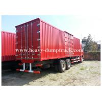China SINOTRUK HOWO Heavy Cargo Truck  371hp 6X4 with Euro II Emission ISO / CCC wholesale