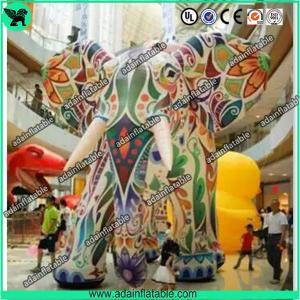 China Giant Advertising Inflatable Elephant,Inflatable Elephant Cartoon,Advertising Inflatable wholesale