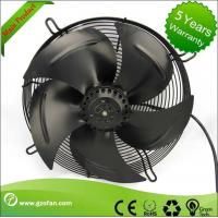 China Equipment Cooling AC Industrial Exhaust Fans With Metal Impeller High Speed wholesale