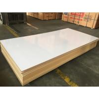 1220 2440mm Melamine Mdf Melamine Board 18mm White
