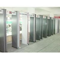 China LCD Display 18 zones Door Frame Metal Detector wholesale