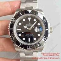 China In stock 43mm Replica Rolex Sea Dweller Watch - 126600 wholesale