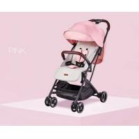 China High View Portable Baby Carriage Stroller One Hand Folding For Newborn Sleep Sit Feeding wholesale