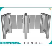 China High Security Automatic Stainless Steel Barrier , Swing Gate Barrier wholesale