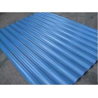 China 16 Stations Corrugated Roof Panel Roll Forming Machine With Auto Stacker wholesale