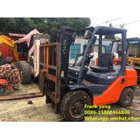 Hydraulic Systems Used Diesel Forklift Truck Good Working Condition