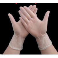 China Textured Disposable Exam Gloves , Powder Free Disposable Latex Gloves wholesale