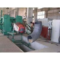 "China Low Noise Elbow Hot Forming Machine Processing Size 20""-56"" With Induction Heating wholesale"
