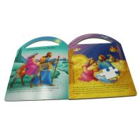 China Educational Hardcover Children Board Books with Custom Printing Service on sale