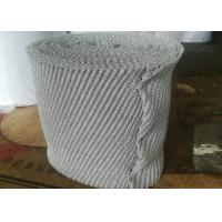 China Mixed material knitted wire mesh gas liquid netting for protect air filter wholesale