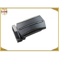 China Creative Design Reversible Metal Belt Buckle With Clips For Belt Strap wholesale