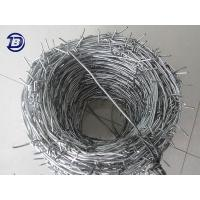 China Cheap Price Galvanized Barbed Wire wholesale