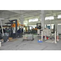 China Fully Automatic Horizontal Strapping Machine PET/PP Strapping With AC Motor Driven on sale