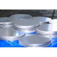 China Custom Food Grade Polished Stainless Steel Circles for Kitchen utensils wholesale