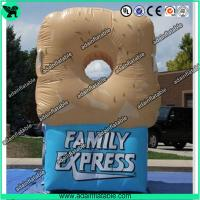 China Advertising Inflatable Cookie Replica/Cookie Promotion Inflatable Model wholesale