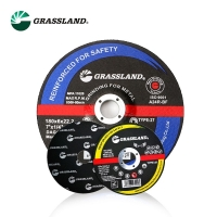 """China EN12413 4-1/2"""" X 0.04"""" X 7/8"""" 115mm Angle Grinder Metal Cutting Discs wholesale"""
