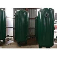 China Carbon Steel Extra Vertical Air Receiver Tank For Compressor Systems wholesale