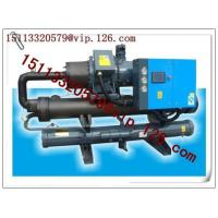 China China Water-cooled Central Water Chillers Manufacturer-one compressor-R22 wholesale