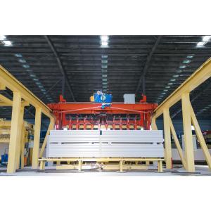China CE Crane Semi Automatic Block Making Machine wholesale