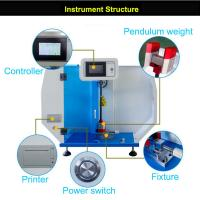 China Charpy Impact Tester ( Analogue Type ) Automatic Raise And Release The Pendulum wholesale