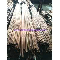 China Copper Brass Seamless / Welded Inconel Tubing ASTM 135 ASTM B43 For Refrigerator wholesale