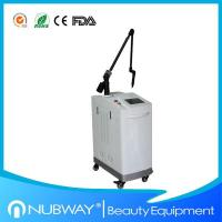 China Q-switched Nd Yag diode Laser machine for tattoo removal, pigments removal, scar loss on sale