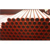 DN125 5'' st52 Concrete Delivery Pipes For Putzmeister Schwing Pump Car