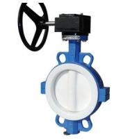 China Full PTFE Lined Butterfly Valve Seat For Wafer / Lug / Flanged Valve 2 '' - 24 '' Size on sale