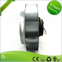 Quality Brushless DC Centrifugal Fan With Single Double Inlet Impeller For Exhaust Ventilation for sale