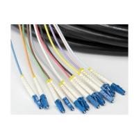 China SM/MM UPC/APC LC Fiber Optic Cable , Multimode Fiber Patch Cord For Outdoor / Indoor on sale
