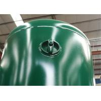 Quality Custom Vertical Air Receiver Tank , Air Compressor Reserve Tank Pressure Vessel for sale