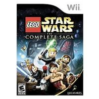 Quality LEGO Star Wars: The Complete Saga (Wii, 2007) for sale