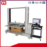 China Microcomputer Type Carton Compression Test Machine GAG-P609-1200, China on sale
