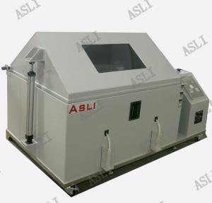 China 60~200 L Salt Fog Corrosion Environmental Test Chamber / Salt Spray Tester on sale