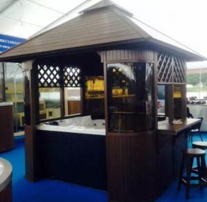 Buy cheap Monalisa M-902 Luxury Polystyrene Gazebo/Canopy/Bower/Hot Tub Shelter/Patio from wholesalers