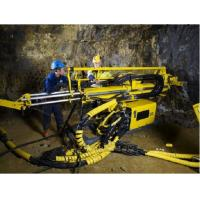 China Max rod size 89mm Underground Core Drill Rig  with NQ dirlling depth 760m Power 75kw wholesale