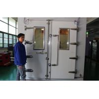 China Double Door 35.2 Cubic Constant Temperature Walk-in Environmental Chamber wholesale