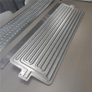 China Brazing 3003 CNC Aluminium Plate For HEV Vehicle Lead Acid Batteries wholesale
