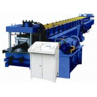 China Automatic Cold Roll Forming Machine For Stadiums Wall Surface Support Purlin wholesale