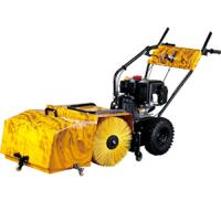 China gasoline power sweeper handy sweeper/broom sweeper clean tools wholesale