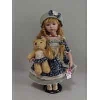 "China 16"" TOY DOLL PORCELAIN DOLL,ceramic doll, gift doll, doll manufacturer, doll OEM, GIRL DOLL wholesale"